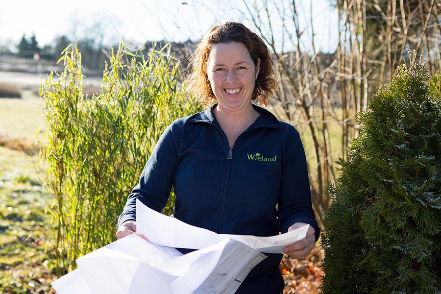 Carolina Wieland von Wieland Garten- und Landschaftsbau