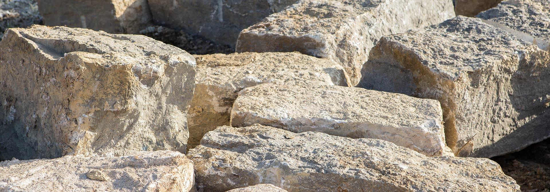 Natursteine für den Garten- und Landschaftsbau