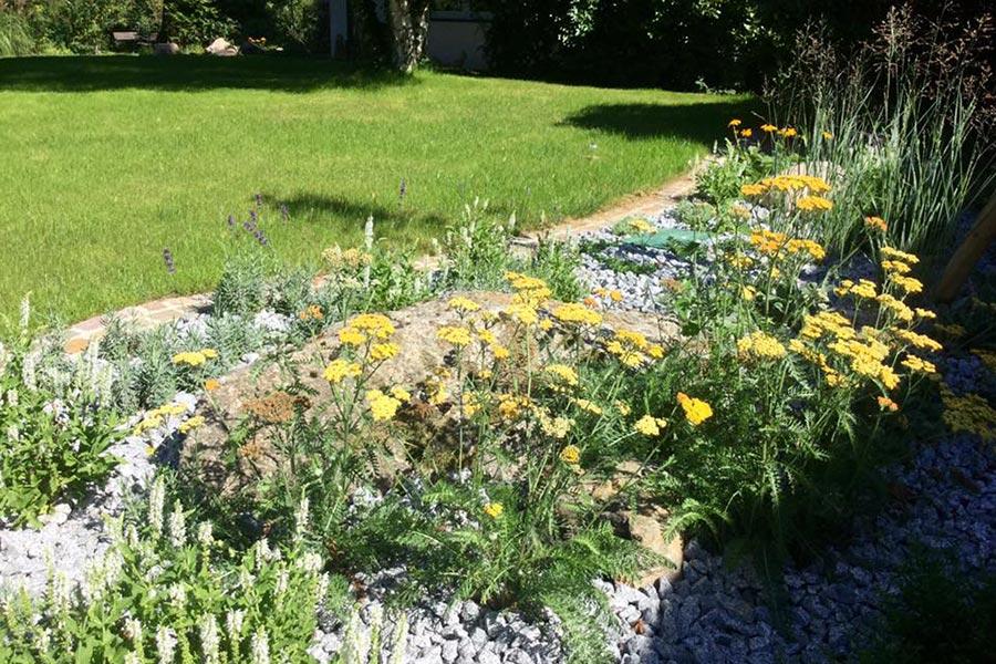 Pflanzungen von Gärten